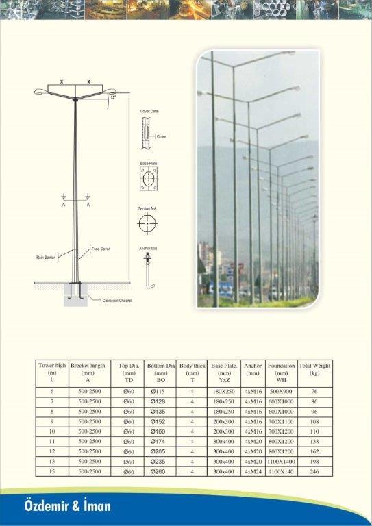 Lighting Pole 1