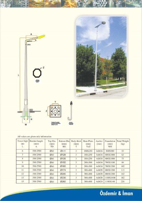 Lighting Pole 2