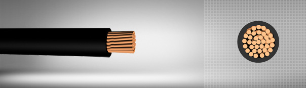 PVC Insulated, Non-Sheated Single Core Cables With Copper Conductor